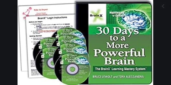 30 Days to a More Powerful Brain - Bruce Lewolt and Tony Alessandra