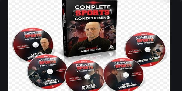 only $27, Complete Sports Conditioning - Nike Boyle