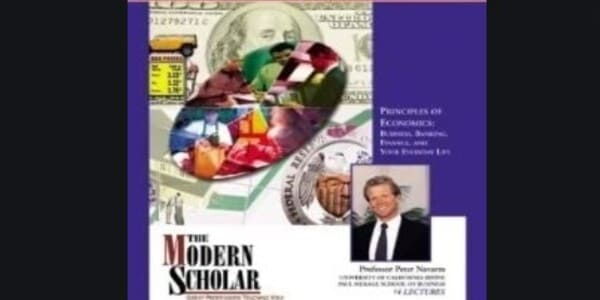 Principles of Economics Business, Banking, Finance, and Your Everyday Life - Peter Navarro