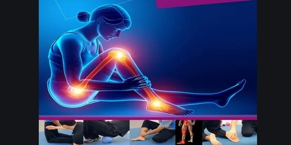 only $30, Self Massage and Release Targeting Lower Body