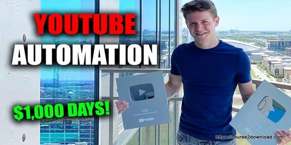 only $87, Caleb Boxx – YouTube Automation Academy 2020