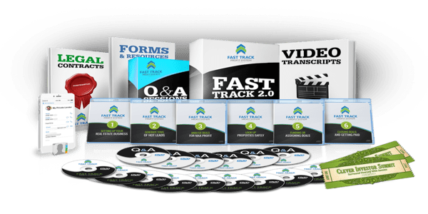 only $59, Fast Track 2.0 Real Estate - Clever Investor
