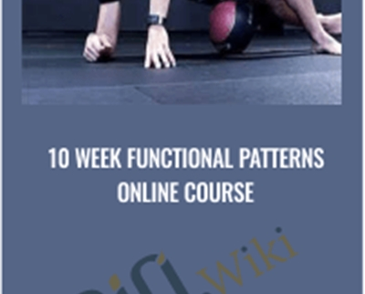 10 Week Functional Patterns Online Course - Functional Patterns