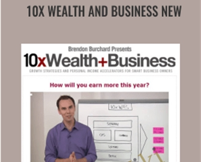 10x Wealth and Business New – Brendon Burchard