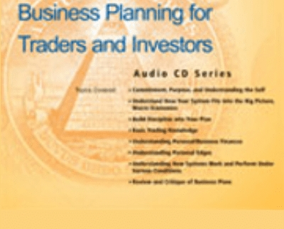 Business Planning for Traders - Van Tharp