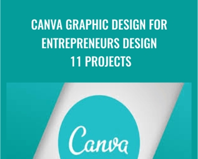 Canva Graphic Design for Entrepreneurs Design 11 Projects - Jeremy Deighan