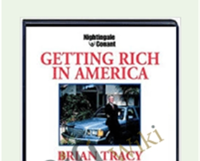 How To Get Rich In America - Brian Tracy
