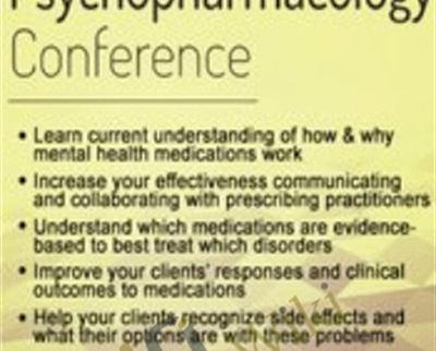 Psychopharmacology Conference - Susan Marie