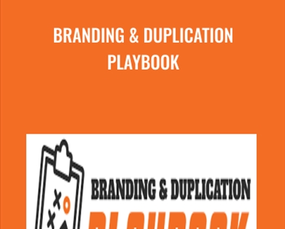 Branding and Duplication Playbook